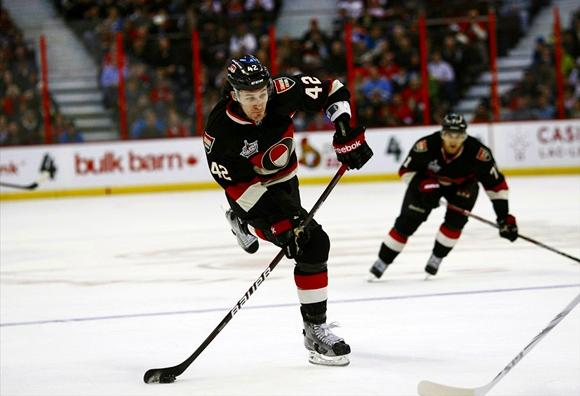 Jim O'Brien - Ottawa Senators