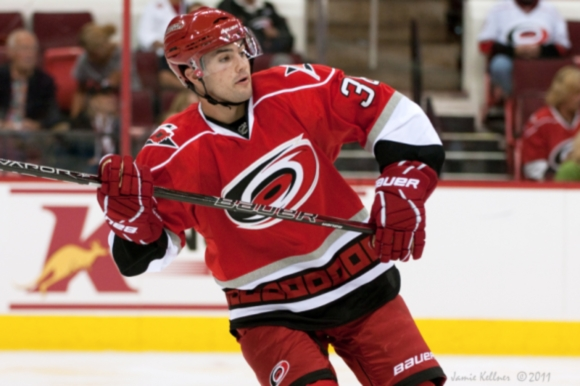 Carolina Hurricanes defenseman Ryan Murphy