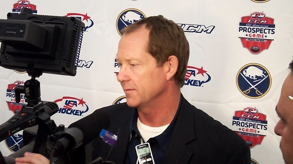 2012 CCM/USA Hockey All-American Prospects Game - Phil Housley