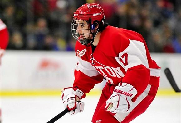Matt Nieto - Boston University Terriers