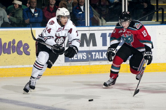 Mathew Dumba - Red Deer Rebels