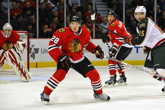Ben Smith - Chicago Blackhawks