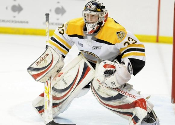 Philipp Grubauer - Kingston Frontenacs