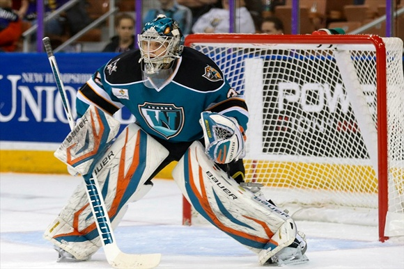 Harri Sateri - Worcester Sharks