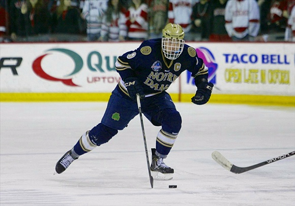 Anders Lee - University of Notre Dame