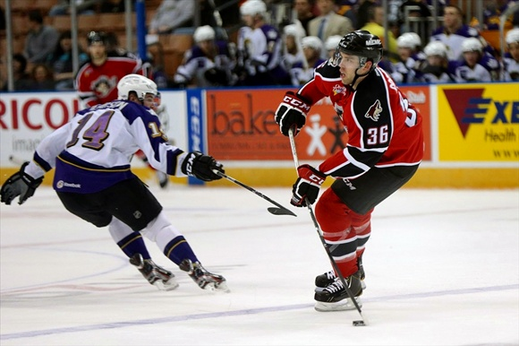 Brandon Gormley - Portland Pirates