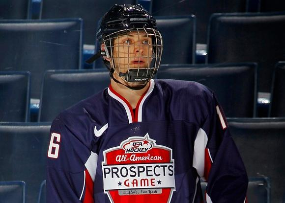 Steve Santini - All-American Prospects Game