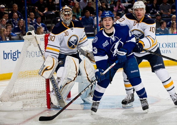 Tyler Johnson - Tampa Bay Lightning