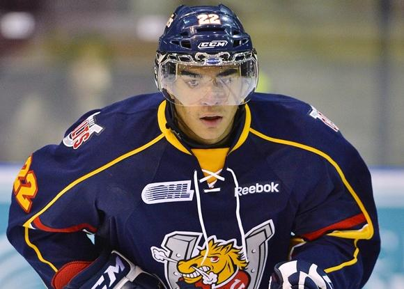 Andreas Athanasiou - Barrie Colts