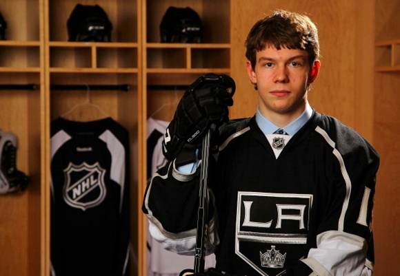 Valentin Zykov - Los Angeles Kings