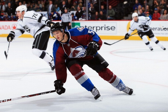 Chris Bigras - Colorado Avalanche