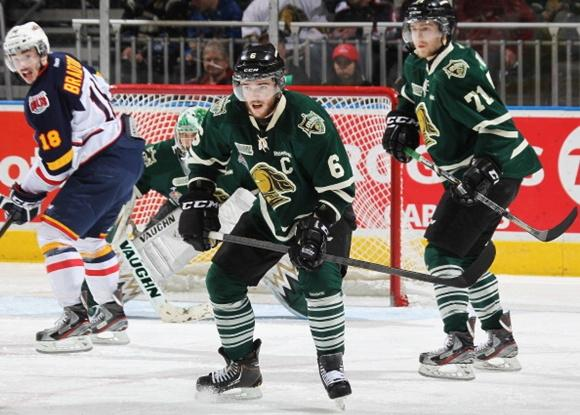 Scott Harrington - London Knights