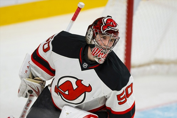 Scott Wedgewood - New Jersey Devils