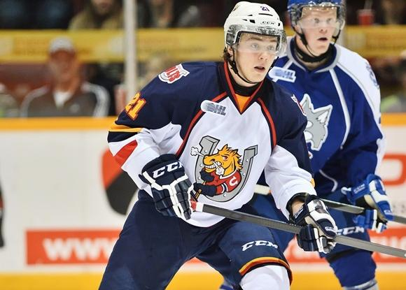 Brendan Lemiuex - Barrie Colts