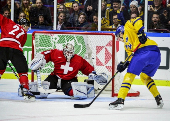 2014 IIHF World Junior Championship, Malmo, Sweden
