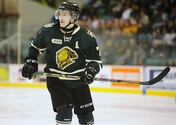 Chris Tierney - London Knights