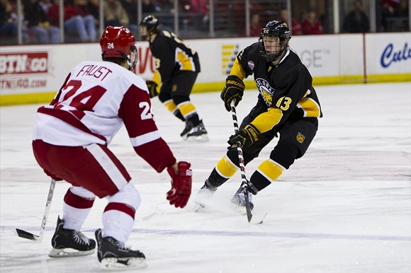 Gustav Olofsson - Colorado College