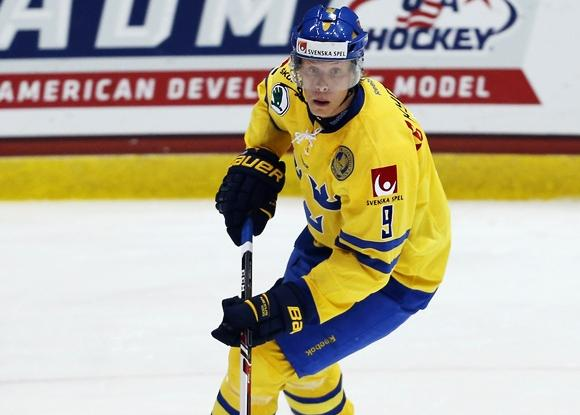 Jacob de la Rose - Team Sweden