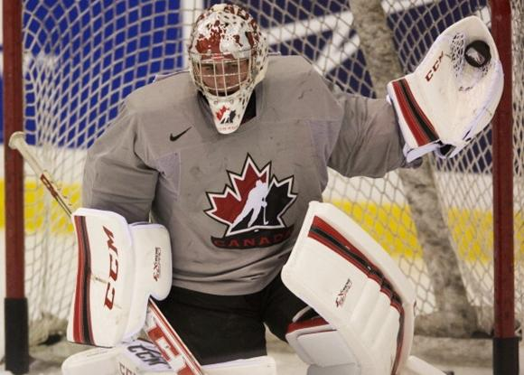 Jake Paterson - Team Canada