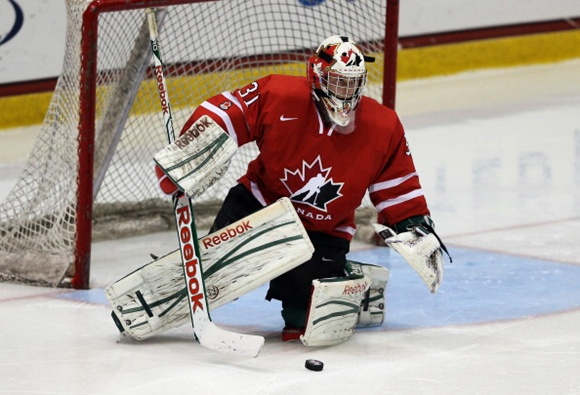 Zachary Fucale - Montreal Canadiens
