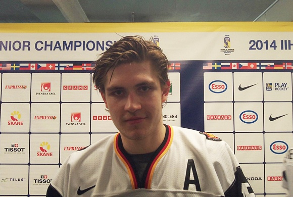 Leon Draisaitl - Team Germany