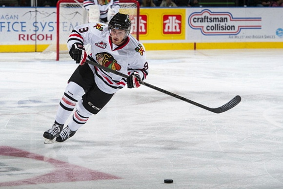 2014 Top Prospects Game Podcast: Chase De Leo, Portland Winterhawks