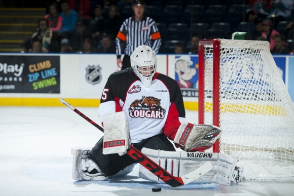 Ty Edmonds - Prince George Cougars