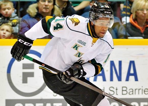 Gemel Smith - London Knights