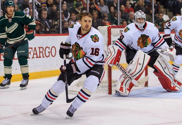 Marcus Kruger - Chicago Blackhawks