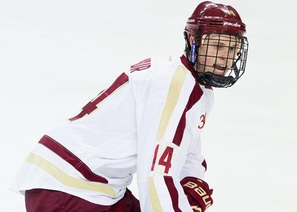 Adam Gilmour - Boston College
