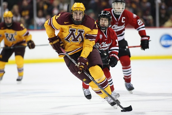 Brady Skjei - University of Minnesota