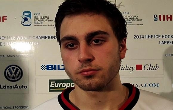 2014 U18 Video: Alex Tuch, USA