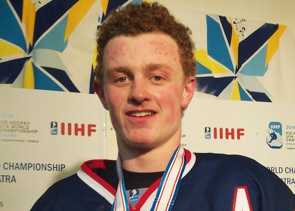 Jack Eichel - Team USA