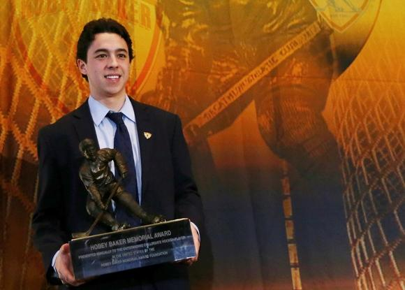 Johnny Gaudreau - 2014 Hobey Baker Memorial Award