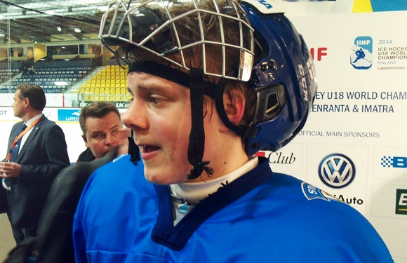 2014 U18 Video: Kasperi Kapanen, Finland