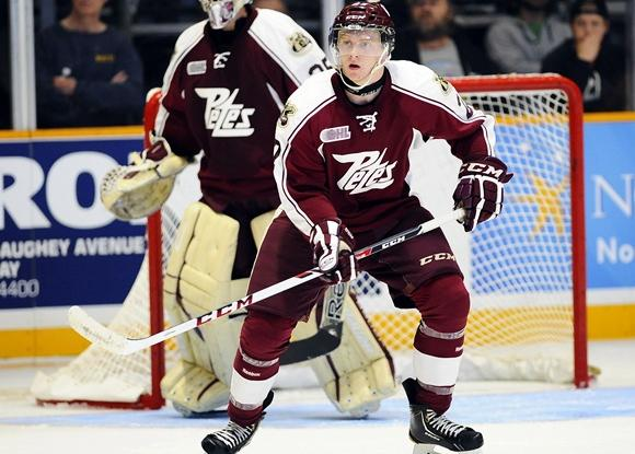 Matt Spencer - Peterborough Petes