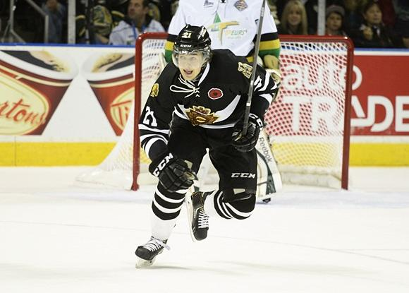 C.J. Yakimowicz - London Knights