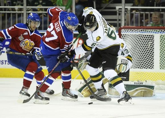 Curtis Lazar - Edmonton Oil Kings; Nikita Zadorov - London Knights