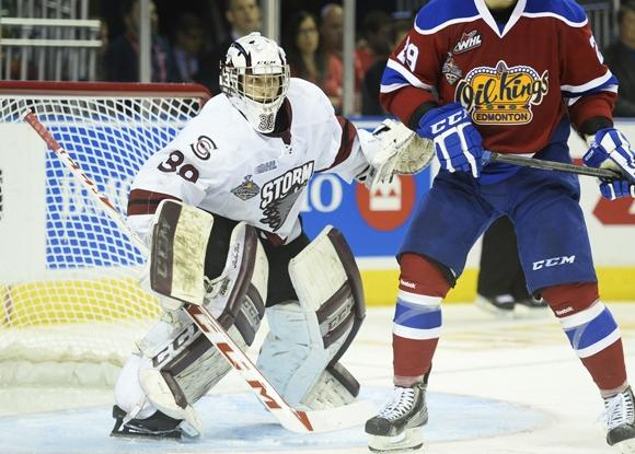 2014 Memorial Cup: Nichols small in stature but coming up large for Storm