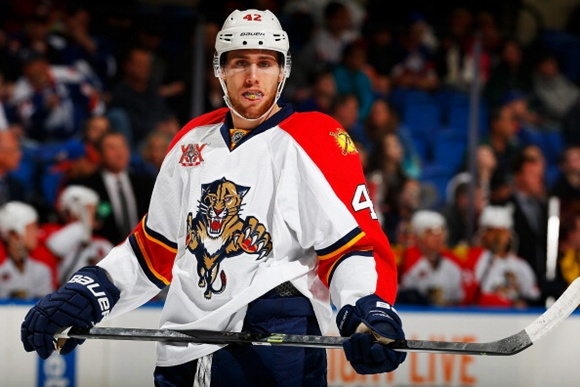Quinton Howden - Florida Panthers