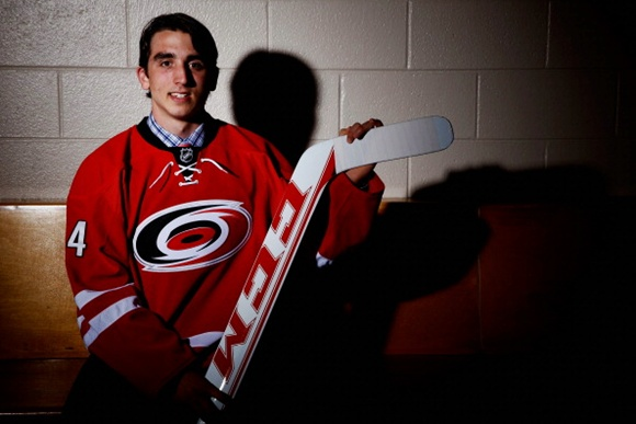 2014 NHL Draft - Alex Nedeljkovic - Carolina Hurricanes