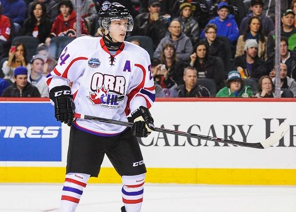 Nikolaj Ehlers - Team Orr - 2014 CHL Top Prospects Game