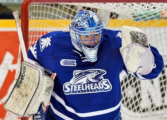 Spencer Martin - Mississauga Steelheads