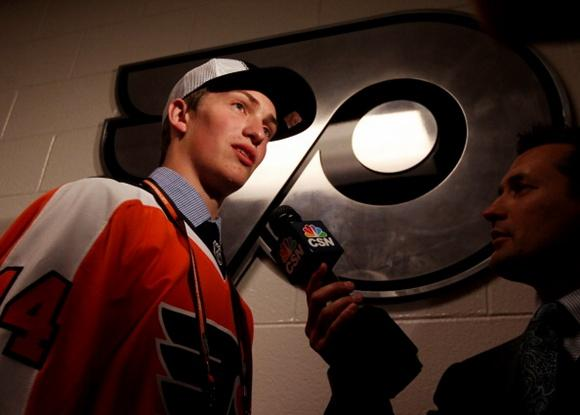Travis Sanheim - Philadelphia Flyers