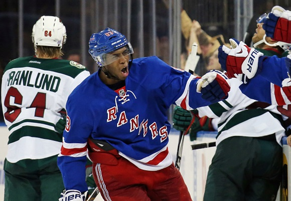 Anthony Duclair - New York Rangers