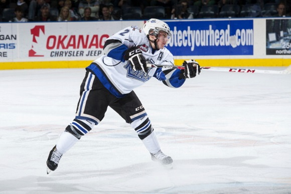 Joe Hicketts - Victoria Royals
