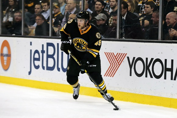 Joe Morrow - Boston Bruins