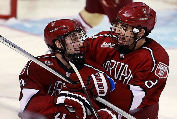 Alex Kerfoot and Patrick McNally - Harvard University