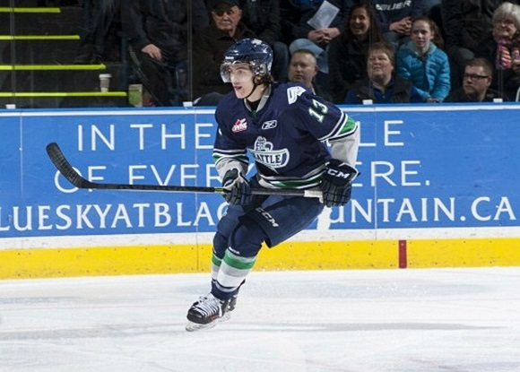2015 NHL Draft: Thunderbirds' Barzal leads WHL prospects at mid-season mark
