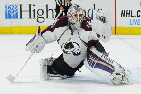 Photo: Colorado Avalanche backup Cal Pickard has provided excellent work in his rookie campaign (courtesy of Greg Thompson/Icon Sportswire)